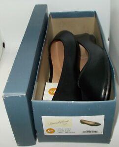 UNIVERSAL THREAD GOODS CO. Everly Ballet Style Flats BLACK Size 9 1/2US NIB