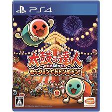 Taiko no Tatsujin Session de Dodon  SONY PS4 PLAYSTATION 4 JAPANESE Version