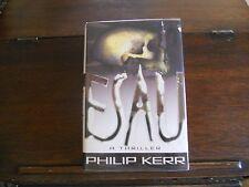 ESAU by Philip Kerr, SIGNED 1st ed/1st printing 1997, HCDJ