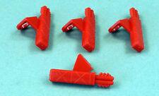 Lego 10 x SW Pin Verbinder Geschoss 61184 neu hellgrau 4520320
