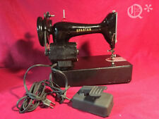 1950s Spartan Simanco Sewing machine RFJ9-8 Works