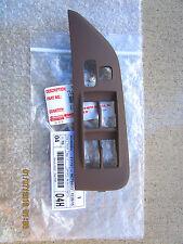 98 - 99 TOYOTA AVALON DRIVER LEFT MASTER POWER WINDOW SWITCH BEZEL TRIM GRAY NEW