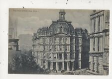 The Post Office New York USA 1907 Postcard 953a
