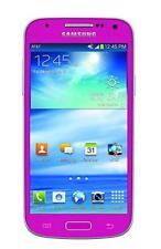 Samsung Galaxy S4 Mini SGH-I257 16GB Pink (AT&T Unlocked) Smartphone L/N