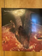 Rolling Stones Goats Heads Soup 2020 Alt. Cover Clear Vinyl 2lp Set Still Sealed