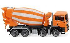 #068148 - Wiking Fahrmischer (MAN TGS Euro 6 / Liebherr) - orange - 1:87