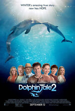 Dolphin Tale 2 - original DS movie poster - D/S 27x40 FINAL