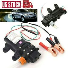 New listing 12V Motor Oil Diesel Fuel Fluid Extractor Change Pump Electric Siphon Transfer