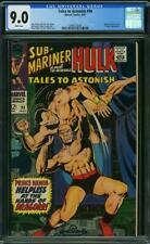 Tales to Astonish #94 CGC 9.0 -- 1967 -- Dragorr. High Evolutionary #2004732024