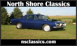 1967 Plymouth Barracuda -THE ULTIMATE DRIVING HEMI 426 BIG BLOCK MACHINE-