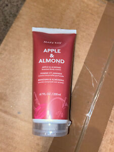 Mary Kay APPLE & Almond Scented Body Lotion 6.7oz / 200mL New