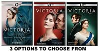 Victoria * 3 Options to choose from * The Complete Season 1 and/or 2 and/or 3