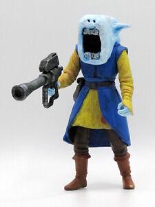 LON BORRIS - BELUGIAN BOUNTY HUNTER - Star Wars Custom 3.75 inch Action Figure