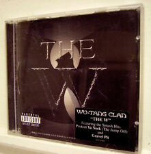 WU-TANG CLAN - 'W' - (CD 2002)**EXCELLENT+**