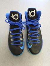 "Nike ""Kevin Durant 5/V"" black and blue basketball shoes 9 (eur 42.5)"