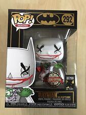 Funko Pop Batman The Joker Is Wild Special Edition. Batman 80 Years. BNIB