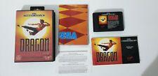 Dragon Bruce Lee Sega Mega Drive Pal Completo