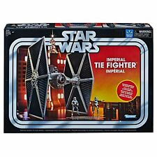 3x Star Wars TIE Fighter Pilot VC65 Vintage Collection Revenge of The Jedi toys