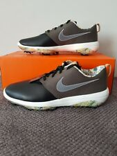 Nike Roshe G Tour NRG Golf Shoes - UK Size 9.5 - BQ4813 008 - Cargo Khaki/Black
