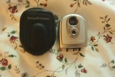 Sony Ericsson Kry 105 016 R1A Cell phone Snap-on Camera W/Case