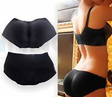 Women Butt Booty Lifter Shaper Bum Lift Pants Buttocks Enhancer Boyshorts M