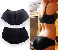 Women Butt Booty Lifter Shaper Bum Lift Pants Buttocks Enhancer Boyshorts M