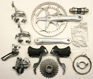 Shimano Dura Ace 7700 2 x 9 Speed Group Groupset Gruppo Build Kit Road Bike