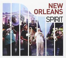 Spirit of New Orleans 4 CD NEUF