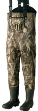 Cabela's Men's Classic 3.5mm Chest Hunting Waders - Regular sz 8