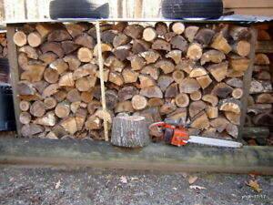 Seasoned FIREWOOD fuel to fit most fireplace/wood-stoves half cord~U-haul~USA