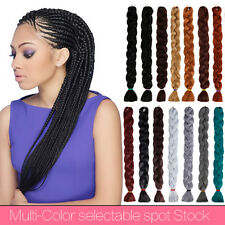 Ombre Kanekalon Jumbo Braiding Synthetic Hair Extension African Twist Braid 41""