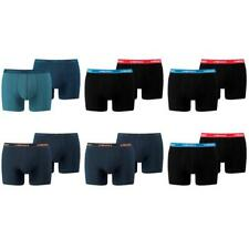 12's Lot HEAD Boxer pantalon sport mélange rouge bleu ciel noir couleur Peacoat