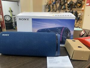 Sony XB43 Portable Bluetooth Speaker - Blue