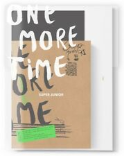 Super Junior Special Mini Album [One More Time] Normal CD+Book+Card+M.Poster(On)
