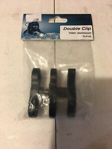 """Bigblue Double Clip For 1"""" Ball"""