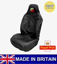 ABARTH CAR SEAT COVER PROTECTOR Sports Bucket Heavy Duty-FIAT GRANDE PUNTO