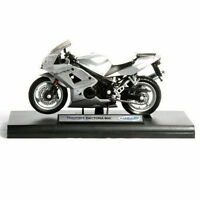 New 1:18 Triumph Die Cast Motorbike Kids Toy Bike Model Diecast Motorcycle