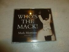 MARK MORRISON - Who's The Mack! - 1997 UK 4-track CD single