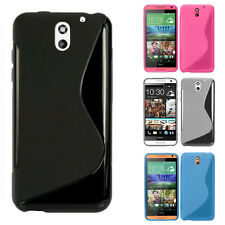 iSOUL S-line Hydro GEL Skin Case Cover S Line Wave Rubber Silicone Phone & #2z6