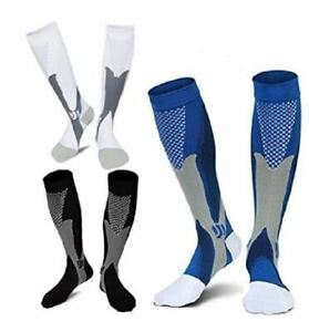 Compression Socks pregnancy Calf Flight Traveling Running Men Ladies tight socks