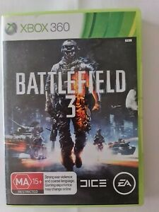 Battlefield 3 Microsoft Xbox 360 Game *Complete* (PAL)