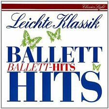 Leichte Klassik-Ballett-Hits (Philips, 1962-87) Schubert, Tschiakowsky, G.. [CD]