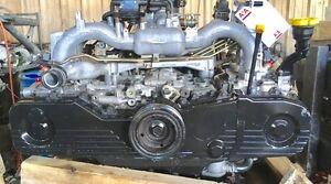SUBARU LEGACY BAJA OUTBACK 2.5L ENGINE 84K MILE 2000 2001 2002 2003
