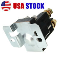 DC 12V 500A AMP 4Pin High Current Relay Contactor On Off Car Power Switch New US