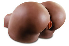 Pipdream Extreme Products Black Love Doll Realistic Pussy/Ass Sex Toys For Men