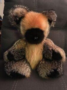 Genuine Fur Stuffed Bear - Koala?