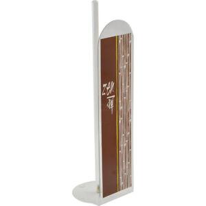 Freestanding Design Toilet Paper Holder Toilet Paper Dispenser 4 Rolls Reserve