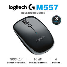 Bluetooth Computer Standard Mice with 3 Buttons for sale | eBay