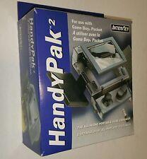 NEW Game Boy Pocket Handy Pak 2 Magnifier + light + speakers + Joystick Adapter