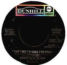 BOBBY BLUE BLAND - Where BEBÉ Fue - Dunhill